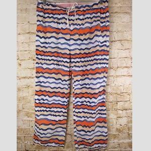 Lilka Anthropologie Sleep Pajama Pants Sz S Paint